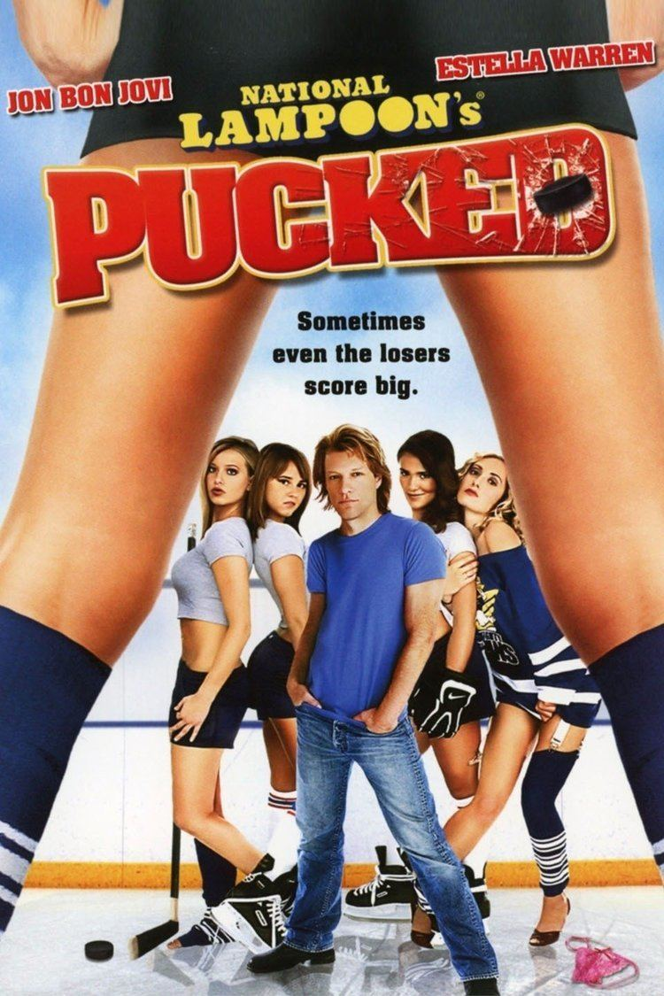 National Lampoon's Pucked wwwgstaticcomtvthumbmovieposters181611p1816