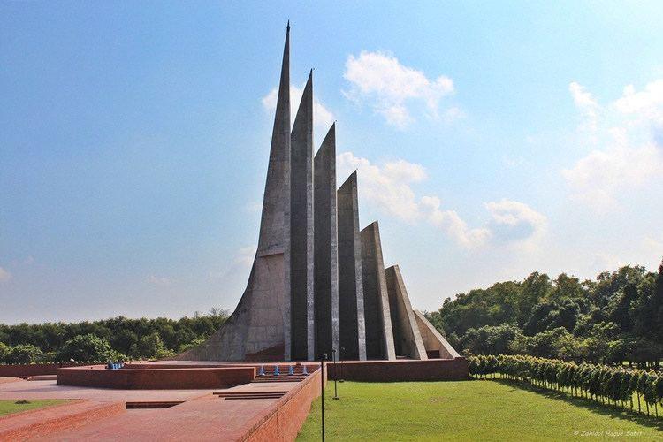 National Martyrs' Memorial National Memorial of Bangladesh Jatiyo Smriti Soudho Flickr