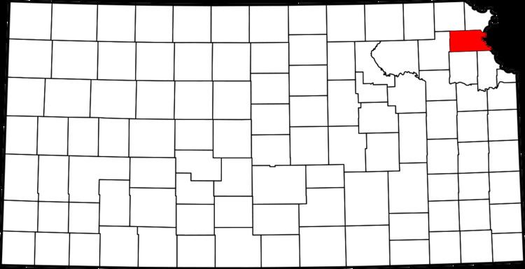 National Register of Historic Places listings in Atchison County, Kansas