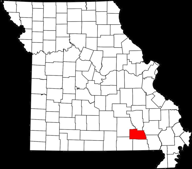 National Register of Historic Places listings in Carter County, Missouri