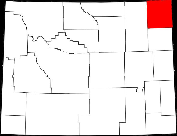 National Register of Historic Places listings in Crook County, Wyoming