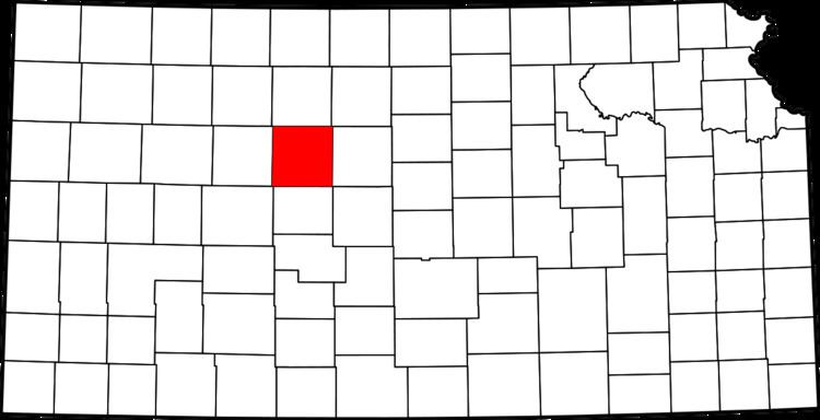 National Register of Historic Places listings in Ellis County, Kansas