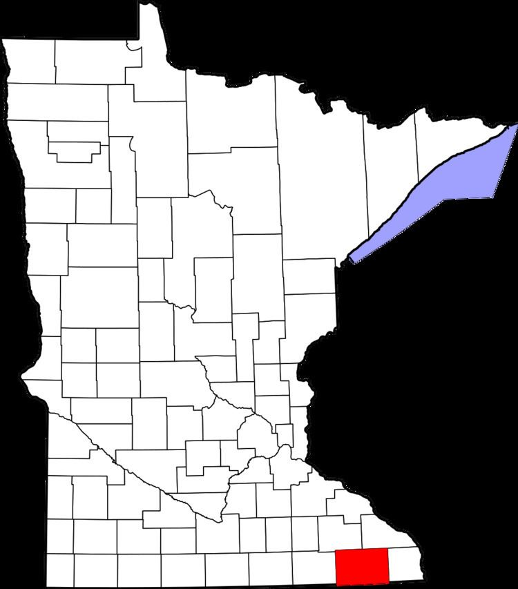 National Register of Historic Places listings in Fillmore County, Minnesota