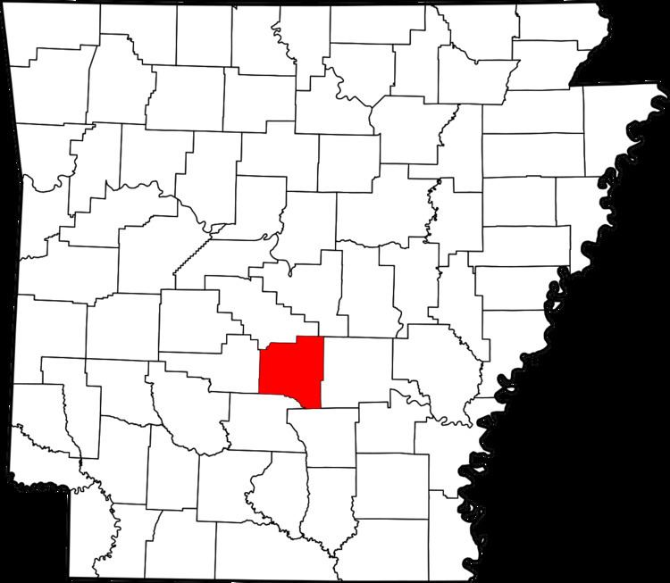 National Register of Historic Places listings in Grant County, Arkansas