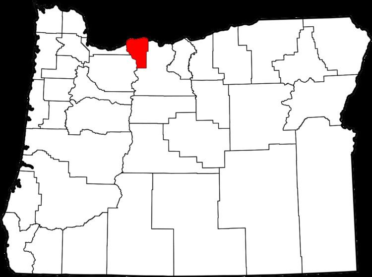 National Register of Historic Places listings in Hood River County, Oregon