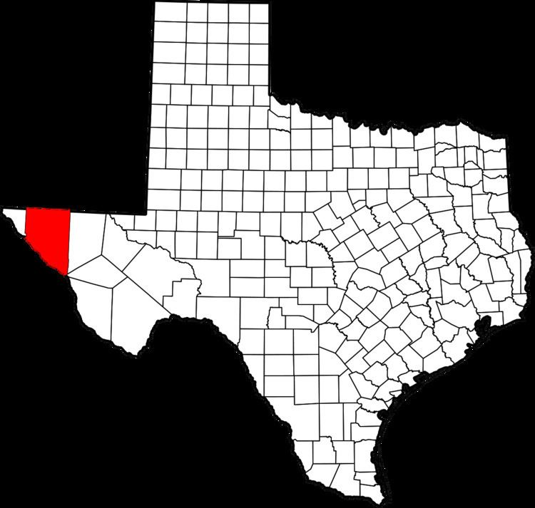National Register of Historic Places listings in Hudspeth County, Texas