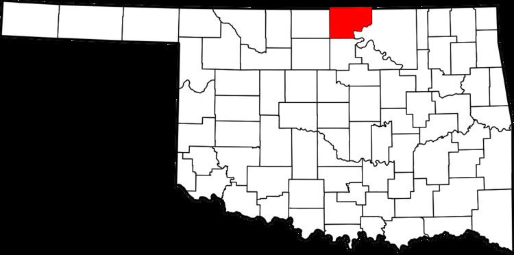 National Register of Historic Places listings in Kay County, Oklahoma