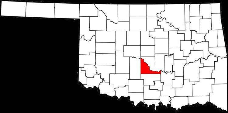 National Register of Historic Places listings in McClain County, Oklahoma