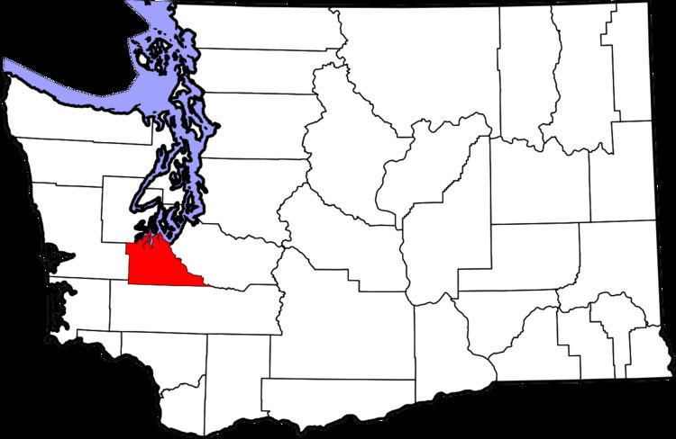 National Register of Historic Places listings in Thurston County, Washington