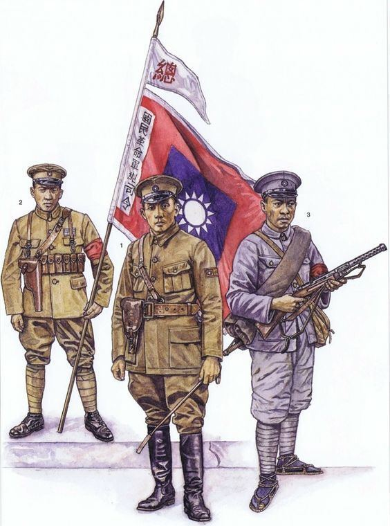 National Revolutionary Army 19261928 19261928 Chinese National