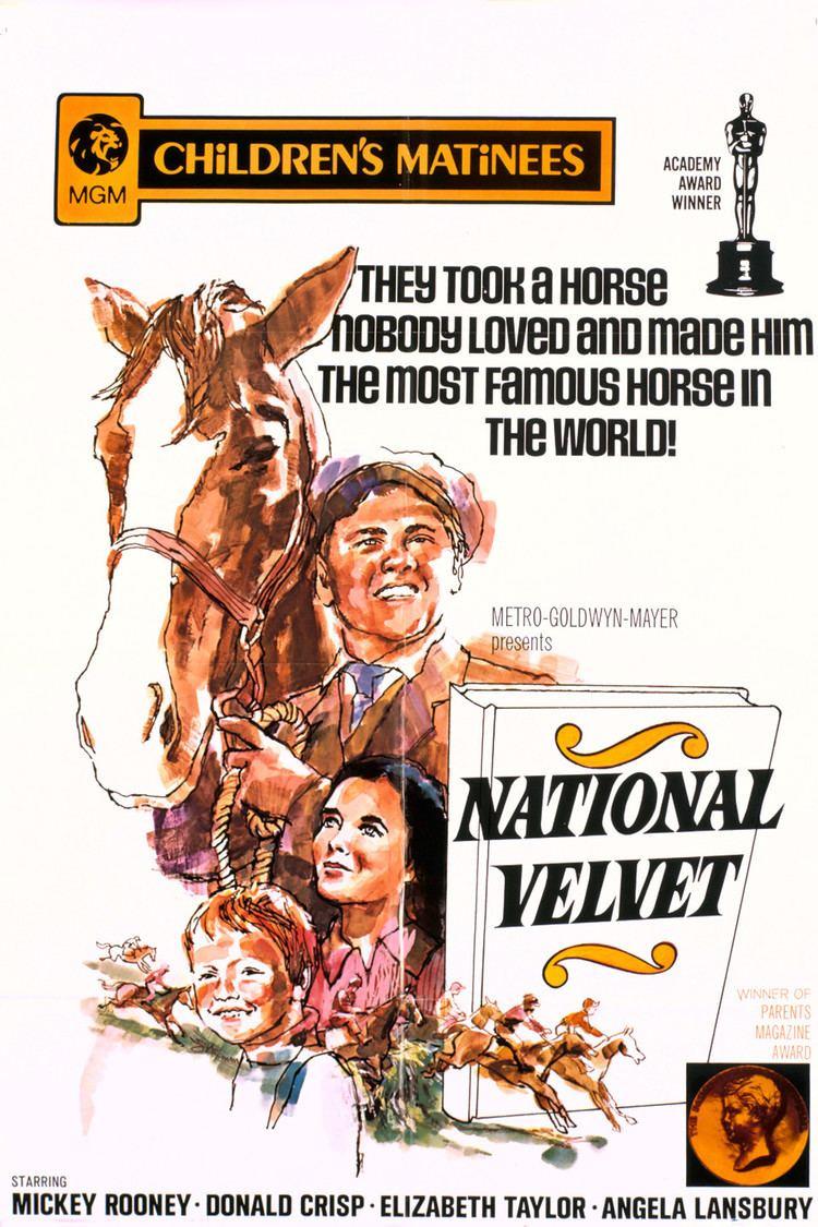 National Velvet (film) wwwgstaticcomtvthumbmovieposters4243p4243p