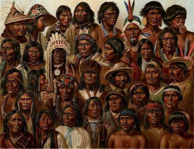 Native Americans in the United States 20 April 2015 NatSells