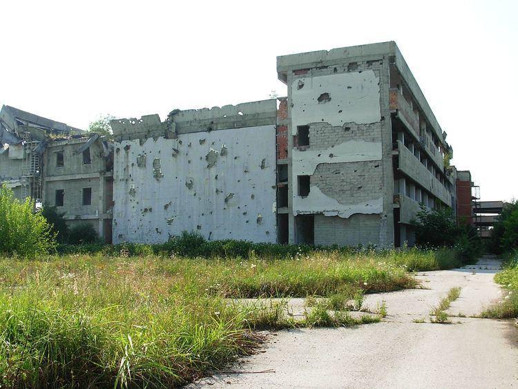NATO bombing of Novi Sad