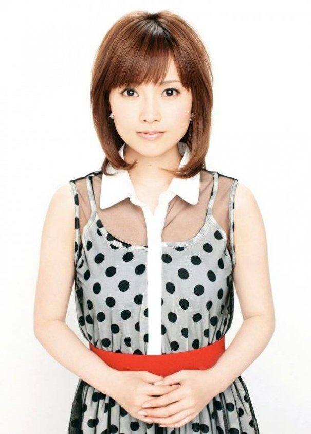 Natsumi Abe Natsumi Abe singeractress jpop