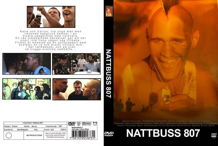 Nattbuss 807 Filmhantering