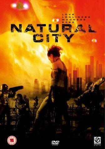 Natural City Natural City DVD Amazoncouk Yoo Jietae Seo Rin Min Byung