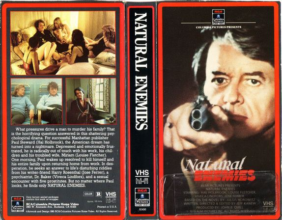 Natural Enemies Natural Enemies 1979 And Thats The Bottom Line The 70s