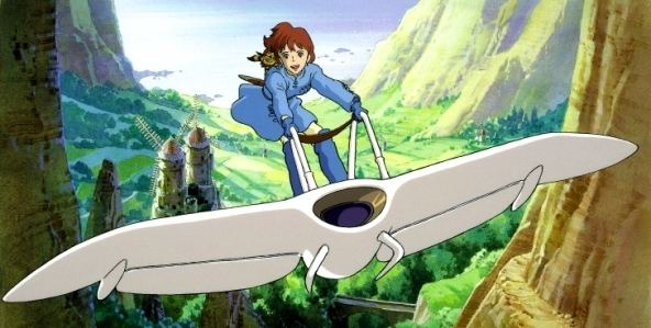 Nausicaä of the Valley of the Wind (film) Nausicaa of the Valley of the Wind IFC Center