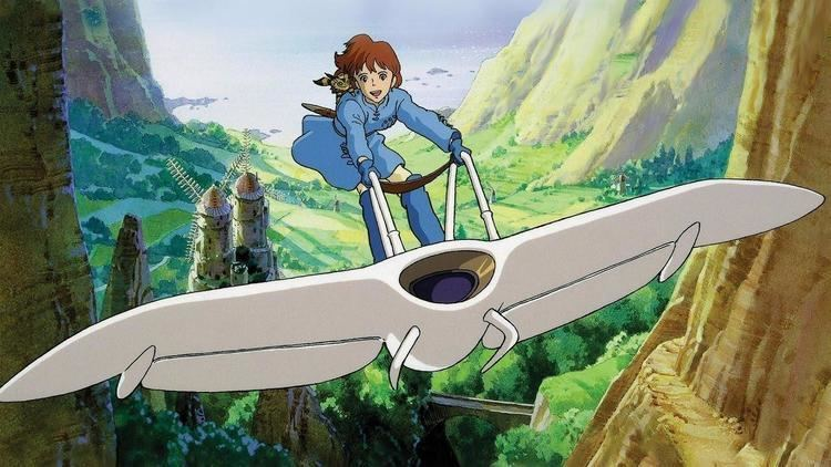 Nausicaä of the Valley of the Wind (film) Nausica of the Valley of the Wind 1984 MUBI