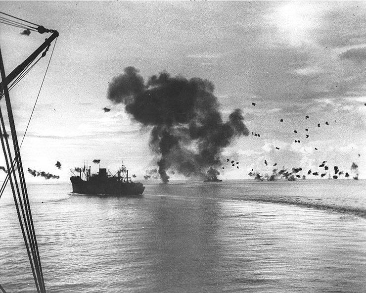 Naval Battle of Guadalcanal USNI Blog Blog Archive The Solomons Campaign THE BATTLE OF