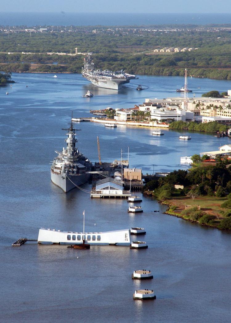 Naval Station Pearl Harbor Joint Base Pearl HarborHickam Wikiwand