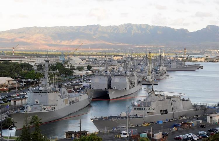 Naval Station Pearl Harbor Joint Base Pearl HarborHickam Gets New Commander Naval Today