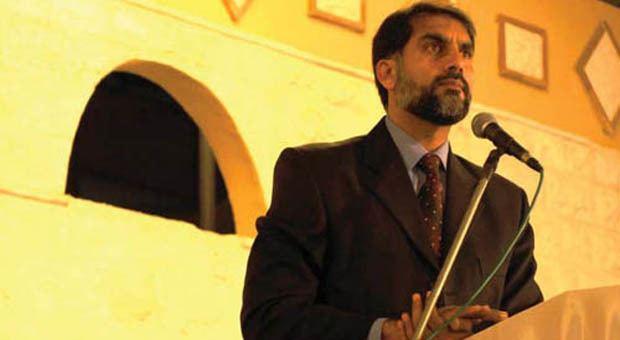 Naveed Butt Naveed Butts Hizb utTahrir Pakistan Asia Times Interview