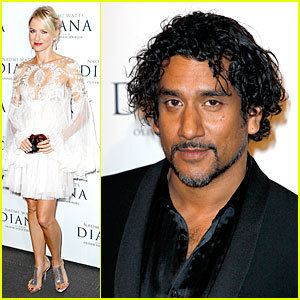 Naveen Andrews Naveen Andrews Photos News and Videos Just Jared