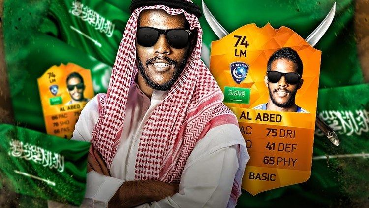 Nawaf Al Abed FANTA STRIKER NAWAF AL ABED FASTEST GOAL BEST SAUDI PLAYER IN FIFA