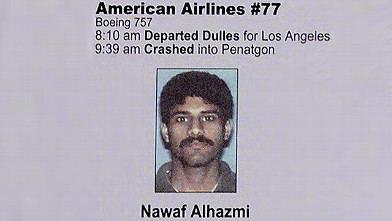 Nawaf al-Hazmi Osama Mustafa Employed 911 Hijacker Nawaf al Hazmi in San
