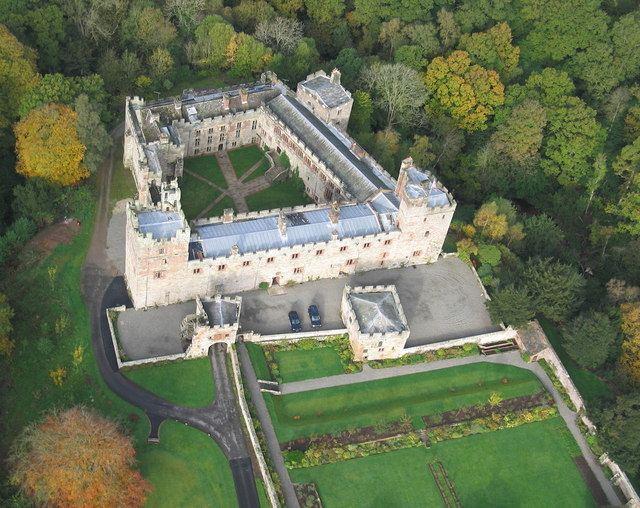 Naworth Castle Naworth Castle Mapionet