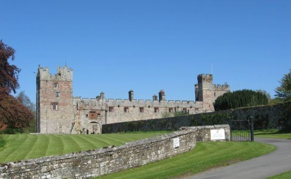 Naworth Castle Naworth Castle History amp Visiting Information Historic Cumbria Guide