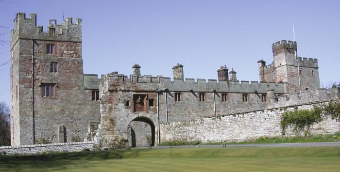 Naworth Castle My Home is my Castle Naworth Castle Living North