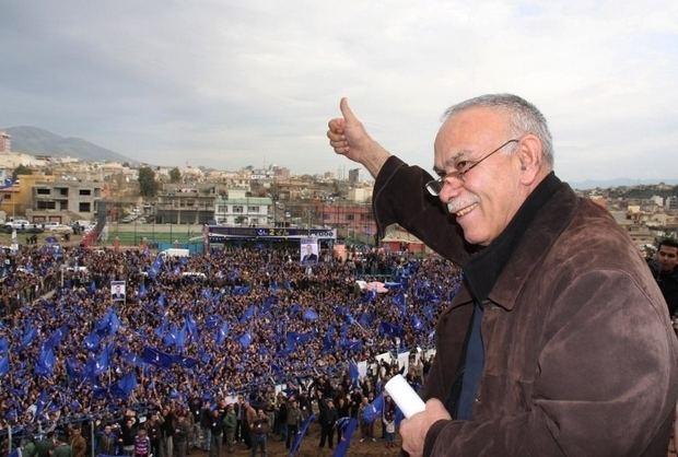 Nawshirwan Mustafa Mourning fear after death of Iraqi Kurdish opposition leader