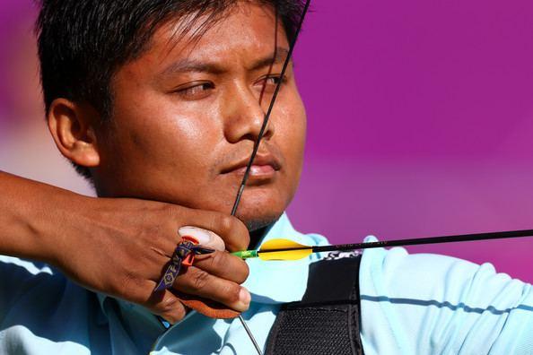 Nay Myo Aung Nay Myo Aung Pictures Olympics Day 3 Archery Zimbio