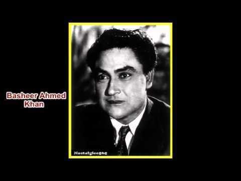 Naya Sansar 1941 Mera Man Kho Gaya Hai Mera Man Ashok Kumar