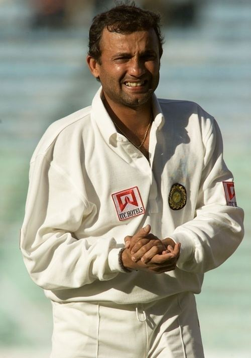 Nayan Mongia (Cricketer) in the past