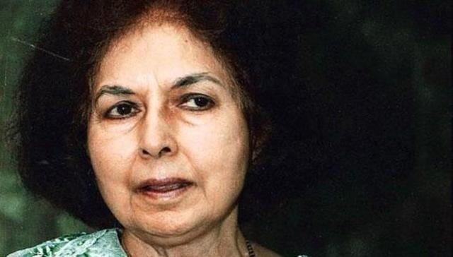Nayantara Sahgal Nehru39s niece returns Akademi award slams 39dangerous