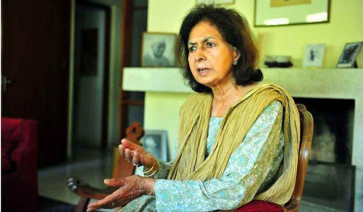 Nayantara Sahgal Writer Nayantara Sahgal returns Sahitya Akademi Award