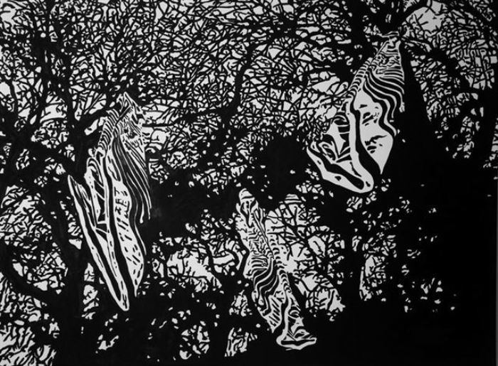 Nazan Azeri Zilberman Gallery Nazan Azeri