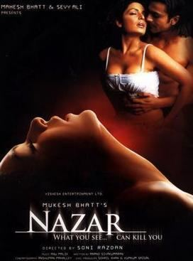Nazar (film) movie poster