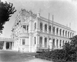 Nazarbaug Palace Establishments by Gaekwads of Baroda Nazarbaug palace