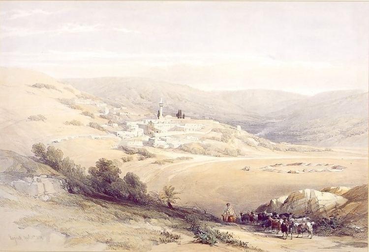 Nazareth in the past, History of Nazareth