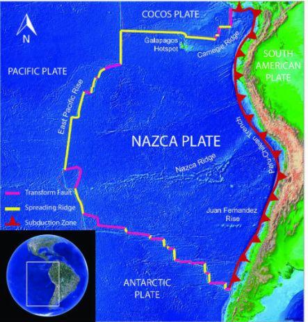 Nazca Plate Nazca Plate Caribbean Tectonics