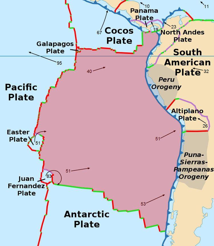 Nazca Plate Nazca Plate Wikipedia