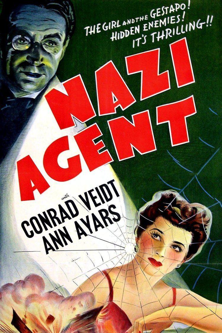 Nazi Agent wwwgstaticcomtvthumbmovieposters38832p38832