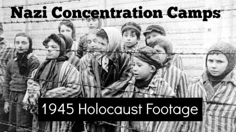 Nazi concentration camps Nazi Concentration Camps 1945 Footage shot by the US Department of