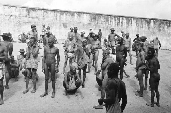 Nazi concentration camps The Brazilian Holocaust In scenes reminiscent of Nazi