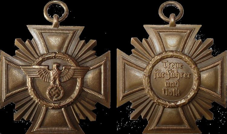 Nazi Party Long Service Award