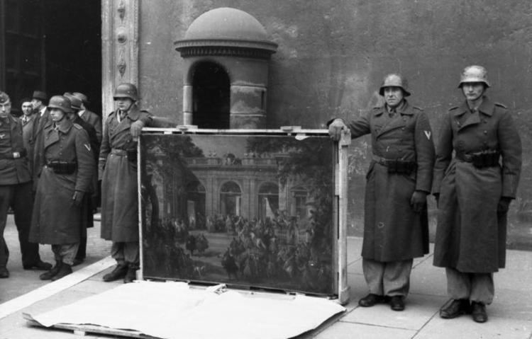 Nazi plunder